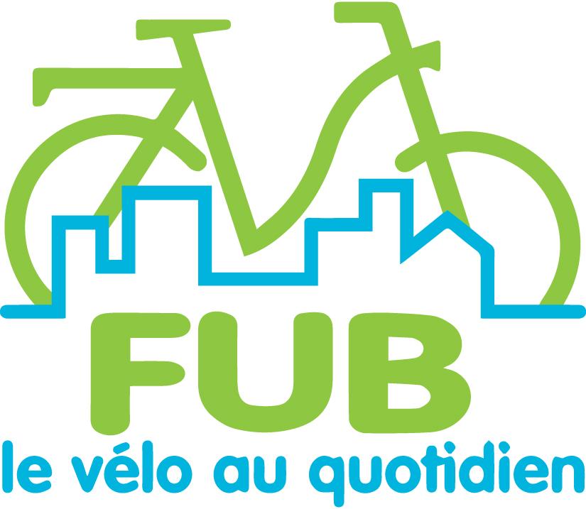 Logo FUB, Le Vélo au Quotidien
