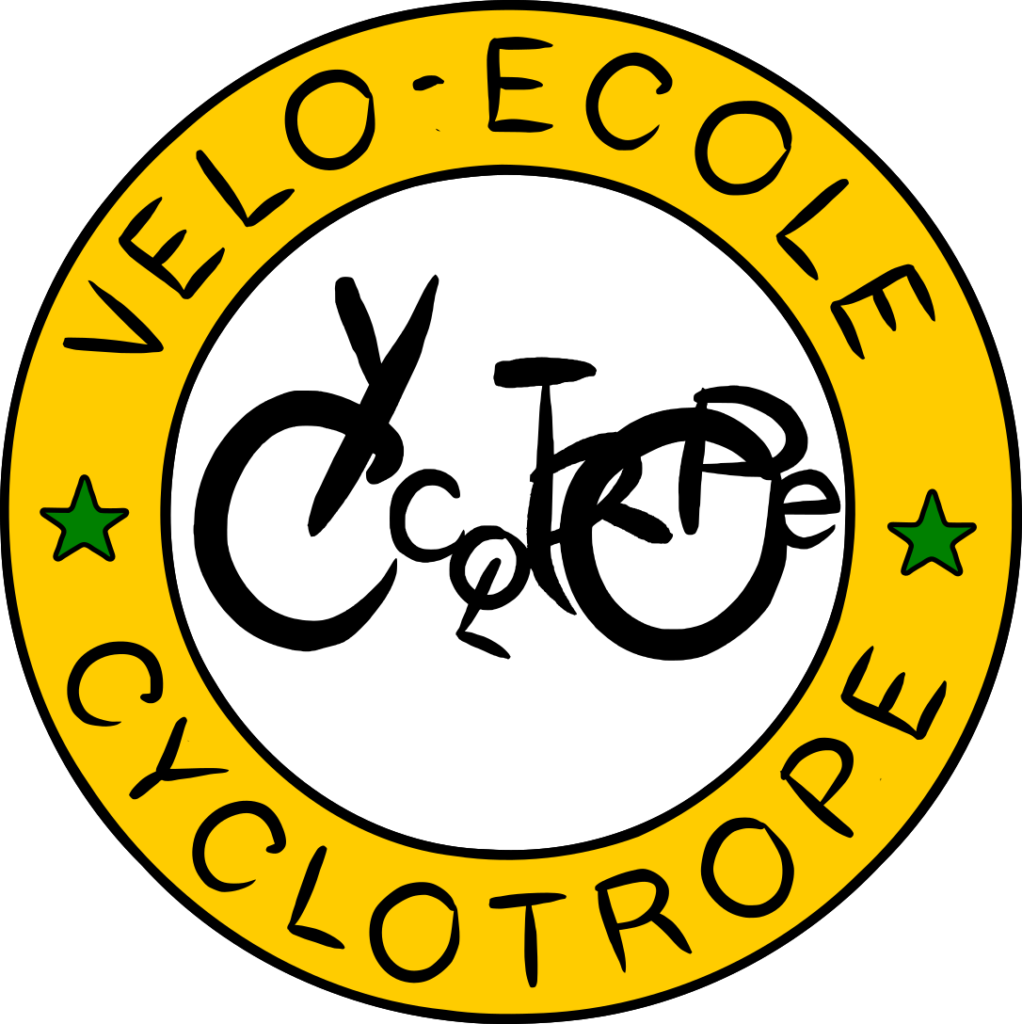 Logo Vélo-École Cyclotrope